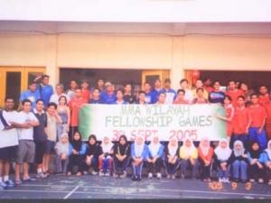 Fellowship Games