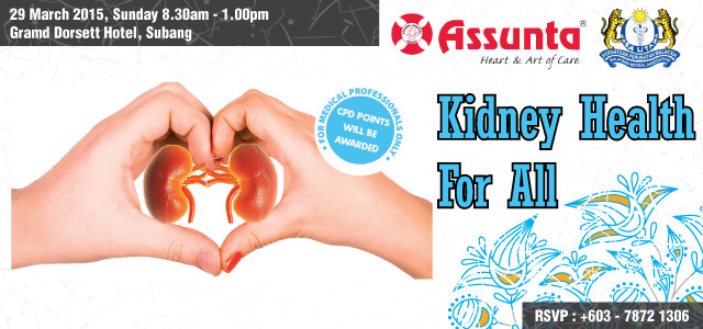 Kidney Health for All This CPD workshop is designed to share knowledge and best clinical practices especially for primary care practitioners. All participating medical professionals will be awarded CPD points […]
