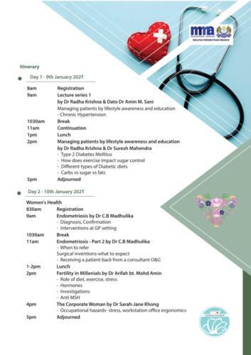 Gayana Pharma - Agenda - 9-10 Jan 2021