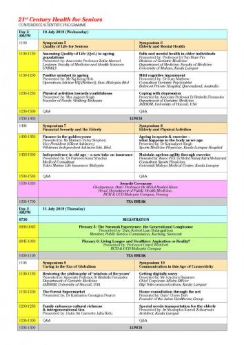 2nd MMA Conference on Health of the Older Person Registration and  Hotel Page 03