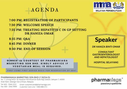 Pharmaniaga - date changed - 7 Aug 2020 - Agenda