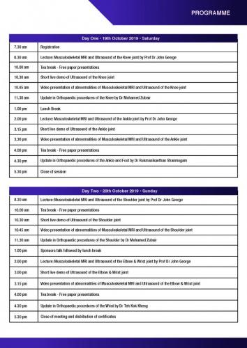 Full flyer - Joint Imaging & Orthopaedic Surgery Congress (19-20 Oct 2019) Updated Page 03