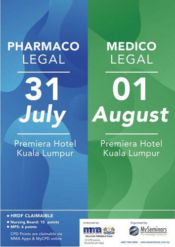 Pharmaco and Medico Legal